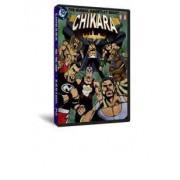 """Chikara DVD October 18, 2008 """"Global Gauntlet- Night 1"""" - Easton, PA"""
