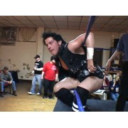 "Chikara February 20, 2009 ""If The Airplane Is Snowed In, Put Your Bloody Skis On And Get Going!"" - Reading, PA  (Download)"