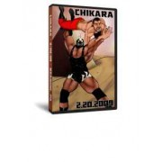 "Chikara DVD February 20, 2009 ""If the Airplane is Snowed In, Put Your Bloody Skis on and Get Going!"" - Reading, PA"