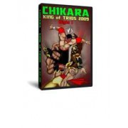 "Chikara DVD March 27, 2009 ""2009 King of Trios- Night 1"" - Philadelphia, PA"