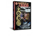 "Chikara DVD March 29, 2009 ""2009 King of Trios- Night 3"" - Philadelphia, PA"