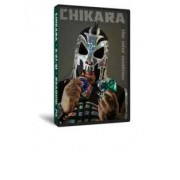 "Chikara DVD February 27, 2010 ""The Mint Condition"" - Reading, PA"