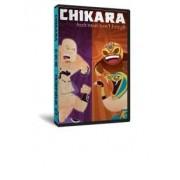 "Chikara DVD March 21, 2010 ""Dead Men Don't Laugh"" - Fairfield, CT"
