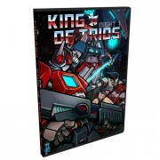 "Chikara DVD April 15, 2011 ""King Of Trios - Night 1"" - Philadelphia, PA"