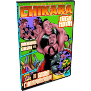 "Chikara DVD November 13, 2011 ""High Noon"" - Philadelphia, PA"