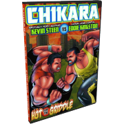 "Chikara DVD April 28, 2012 ""Hot Off the Griddle"" - Chicago Ridge, IL"