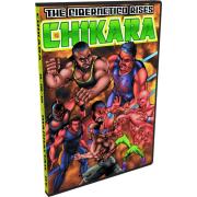 "Chikara DVD November 18, 2012 ""The Cibernetico Rises"" - Manhattan, NY"