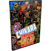 "Chikara DVD September 15, 2012 ""King Of Trios - Night 2"" - Easton, PA"