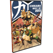 "Chikara DVD ""Best Of 2013"""