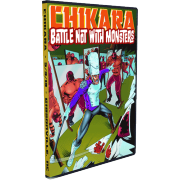 "Chikara DVD May 3, 2013 ""Battle Not With Monsters"" - Gibsonville, NC"