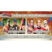 "CHIKARA September 19, 2014 ""King Of Trios: Night 1"" - Easton, PA (Download)"