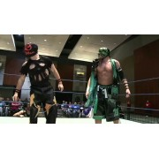 "CHIKARA October 26, 2014 ""Moonraker"" - Richmond, VA (Download)"
