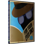 "Chikara DVD November 16, 2014 ""For Your Eyes Only"" - South Windsor, CT"