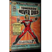 "CHIKARA DVD/Blu-Ray December 6, 2014 ""Tomorrow Never Dies"" - Philadelphia, PA"