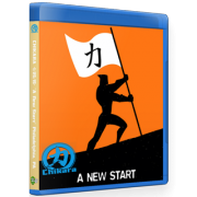 "CHIKARA Blu-ray/DVD January 25, 2015 ""A New Start"" - Philadelphia, PA"
