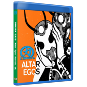"Chikara DVD March 8, 2015 ""Alter Egos"" - Norkfolk, VA"