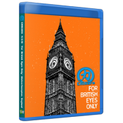 "Chikara Blu-ray/DVD April 3, 2015 ""For British Eyes Only"" - Wolverhampton, England"