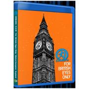 """Chikara Blu-ray/DVD April 3, 2015 """"For British Eyes Only"""" - Wolverhampton, England"""