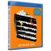 "Chikara Blu-ray/DVD April 4, 2015 ""Let 'Em Eat Cake"" - Wolverhampton, England"