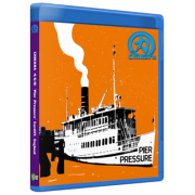"Chikara Blu-ray/DVD April 5, 2015 ""Pier Pressure"" - Cardiff, England"