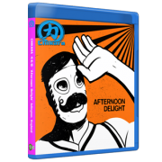 "Chikara Blu-ray/DVD April 6, 2015 ""Afternoon Delight"" - Islington, England"