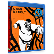 "Chikara Blu-ray/DVD May 2, 2015 ""Spring Breakout"" - Haverhill, MA"