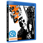 "Chikara Blu-ray/DVD May 24, 2015 "" Anniversario"" - Easton, PA"