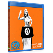 "Chikara Blu-ray/DVD July 26, 2015 "" The Immaculate Election"" - Providence, RI"