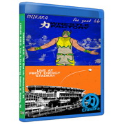 "Chikara Blu-ray/DVD August 15 & 28, 2015 ""The Good Life & Live At First Energy Stadium"" - Philadelphia/Reading, PA"