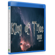 "Chikara Blu-ray/DVD September 4, 2015 ""King of Trios 2015- Night 1"" - Easton, PA"