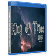 "Chikara Blu-ray/DVD September 5, 2015 ""King of Trios 2015- Night 2"" - Easton, PA"