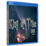 "Chikara Blu-ray/DVD September 6, 2015 ""King of Trios 2015- Night 3"" - Easton, PA"