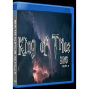"""Chikara Blu-ray/DVD September 6, 2015 """"King of Trios 2015- Night 3"""" - Easton, PA"""