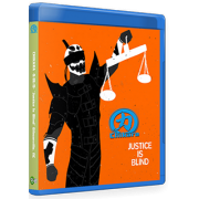 "Chikara Blu-ray/DVD September 26, 2015 ""Justice is Blind"" - Gibsonville, NC"