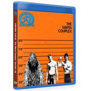 "Chikara Blu-ray/DVD September 27, 2015 ""The Marta Complex"" - Norfolk, VA"