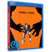 "Chikara Blu-ray/DVD October 22, 2015 ""Making a Stand"" - Minneapolis, MN"