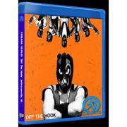 "Chikara Blu-ray/DVD October 24, 2015 ""Off the Hook"" - Jeffersonville, IN"