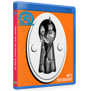 "Chikara Blu-ray/DVD November 7, 2015 ""Key Decisions"" - Reading, PA"