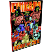 "Chikara DVD ""Best Of 2011"""