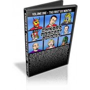 Chikara DVD Podcast A-Go-Go Volume 1 - The First 6 Months