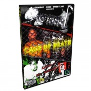 "CZW DVD October 16, 1999 ""Cage Of Death"", ""Missing UVU Matches"" & ""CZW In Mexico"""