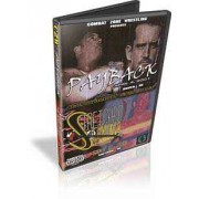 "CZW DVD April 4, 2001 ""Payback"" & May 12, 2001 ""Stretched in Smyrna"" - Smyrna, DE"