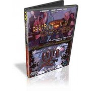 "CZW DVD February 28, 2001 ""Destruction in Dover"" - Dover, DE & March 17, 2001 ""Enter the Zone"" - Sewell, NJ"