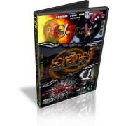 """CZW DVD July 7, 2001 """"A New Beginning"""", September 8, 2001 """"September Slam"""" & September 29, 2001 """"Enough is Enough"""" - Sewell, NJ"""