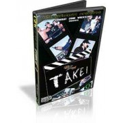 "CZW DVD June 8, 2001 ""Take 1"" - Sewell, NJ"