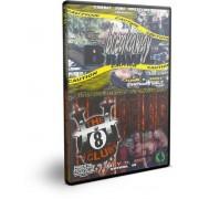 """CZW DVD June 9, 2001 """"Breakaway Brawl"""" & July 14, 2001 """"H8 Club Dead?"""" - Smyrna, DE"""
