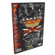 "CZW DVD August 31, 2002 ""Tournament of Death"" -Dover, DE"
