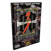 "CZW DVD April 12, 2003 ""Best Of The Best 3"" Philadelphia, PA"