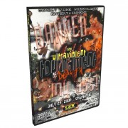 "CZW DVD July 24, 2004 ""Tournament of Death 3"" - Smyrna, DE"