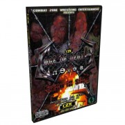 "CZW DVD December 10, 2005 ""Cage Of Death 7"" - Philadelphia, PA"